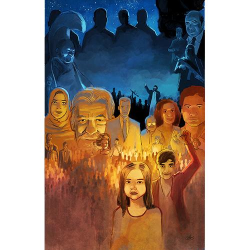 Le peuple des lumières